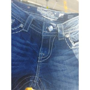 Miss Me Jeans Straight leg Sz 26